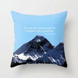Everest Throw Pillow