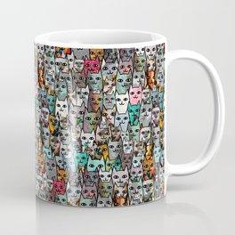 Gemstone Cats Coffee Mug