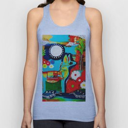 Mexican Love Unisex Tank Top