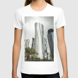 doha skyline T-shirt