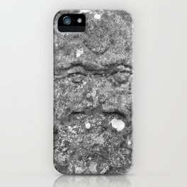 Green Man  iPhone Case