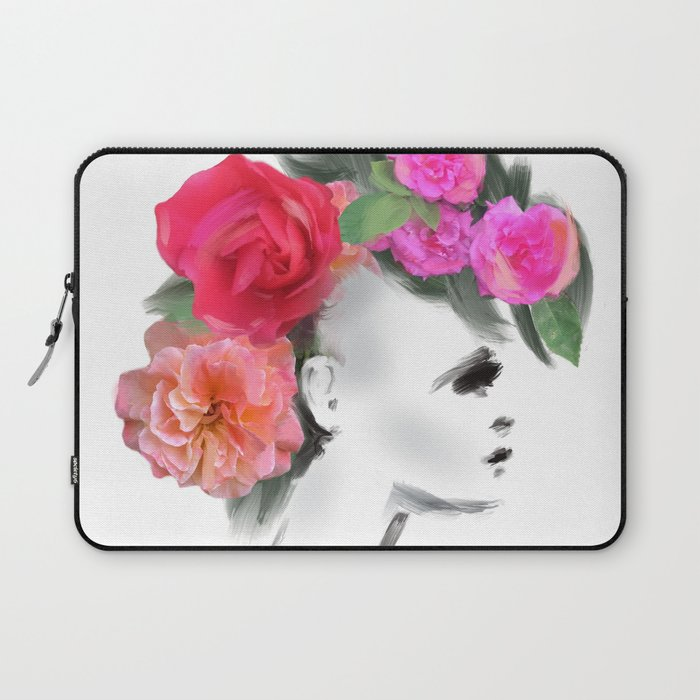 Belle Mohican Laptop Sleeve