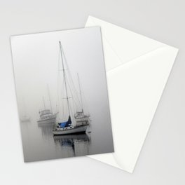 In The Mist of Morro Stationery Cards