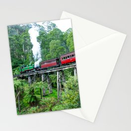Puffing Billy Railway, Belgrave, Victoria Stationery Cards