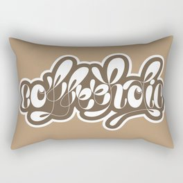 Coffeeholic Rectangular Pillow