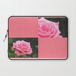 Pink Roses in Anzures 4 Blank Q11F0 Laptop Sleeve