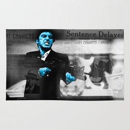 Tony Montana Scarface Rug