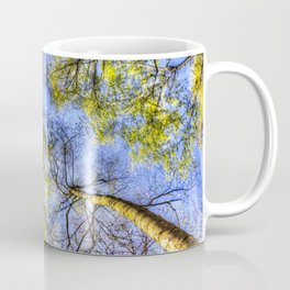 Peace in the forest Coffee Mug