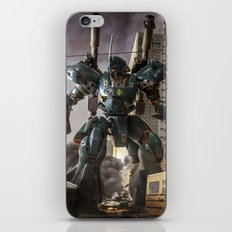 KAMPFER iPhone & iPod Skin