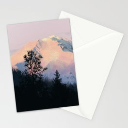 Mountain Sunrise 01 Stationery Cards