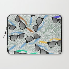 80's Shades Laptop Sleeve