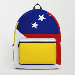 Venezuelan heart - Corazon Venezolano Backpack