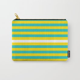 Stripes 01 Carry-All Pouch