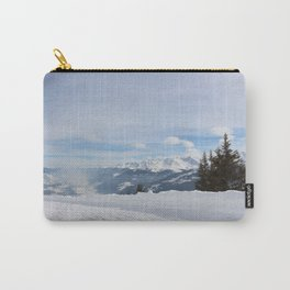 Wunderfull Snow Mountain(s) 8 Carry-All Pouch