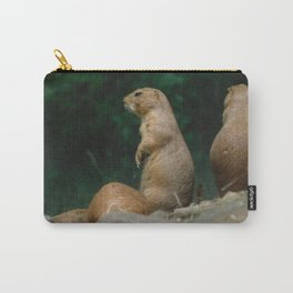 Prairie Dogs Carry-All Pouch