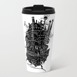 Howl's moving castle. Travel Mug