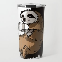 Very busy Travel Mug