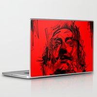 dali Laptop & iPad Skins featuring Dali by nicebleed
