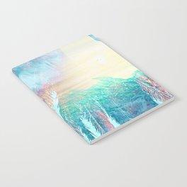 Miami Daydream - Tropical Palm Beach Watercolor Notebook