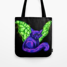 Fairy Cat - Mazuir Ross Tote Bag