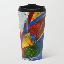 Flight to freedom Travel Mug