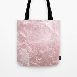 Enigmatic Blush Pink Marble #1 #decor #art #society6 Tote Bag
