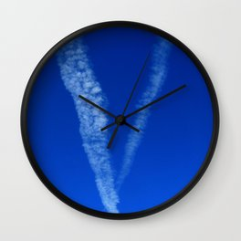 V-Sky Wall Clock