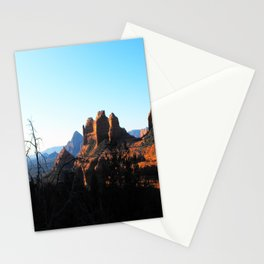 Red Rock of Sedona Stationery Cards