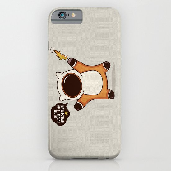 I May Be Awesome, but... iPhone & iPod Case