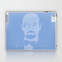 For Your Eyes Only Laptop & iPad Skin