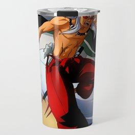 Demon Inuyasha Artwork Travel Mug