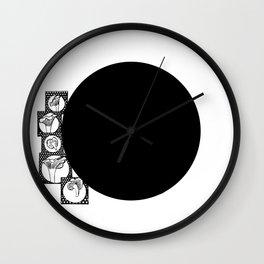 chanterelle Wall Clock