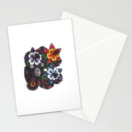 Fear & Trembling (Botanical Bliss) Stationery Cards