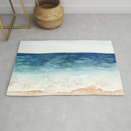 Sand and Saltwater Rug