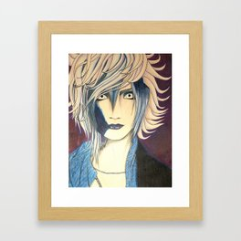 YOHIO - DISREIGN Framed Art Print