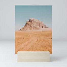 Wadi Rum Mini Art Print