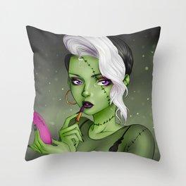 Frankelina Throw Pillow