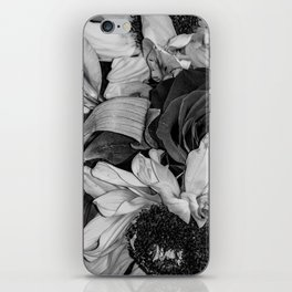 Roses and Sunflowers pt 2 iPhone Skin