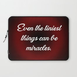 Tiniest Things Laptop Sleeve