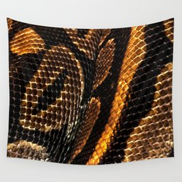 SNAKING Wall Tapestry