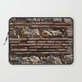 Ancient Mix-media Wall Laptop Sleeve