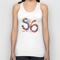 indie Tank Tops featuring Indie Artists Society 6 by Shelly Penko