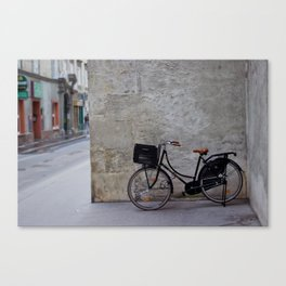 Bicycle in Vienna Canvas Print