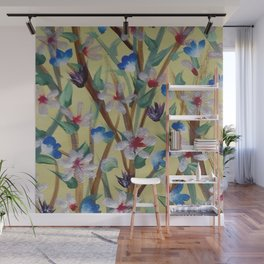 Spring Has Sprung Wall Mural