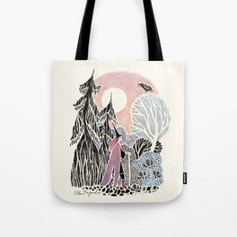 North Witch Tote Bag