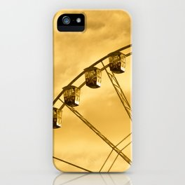 Carnival Is Over iPhone Case