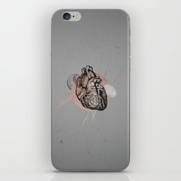 Oh My Heart iPhone Skin