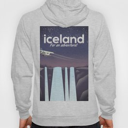 """Iceland """" For an adventure!' Hoody"""