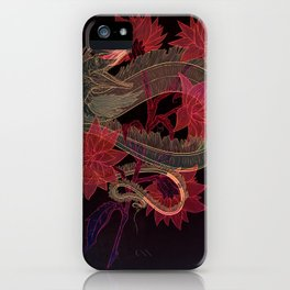Astral Candy - Dusty iPhone Case