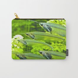 Very green Carry-All Pouch